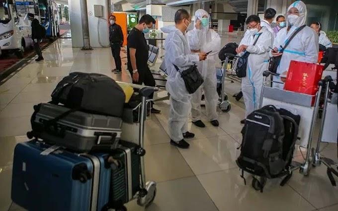 Update, Jangan Rakyat Sendiri Dihalangi Mudik, tetapi WNA Bebas Keluar Masuk Indonesia