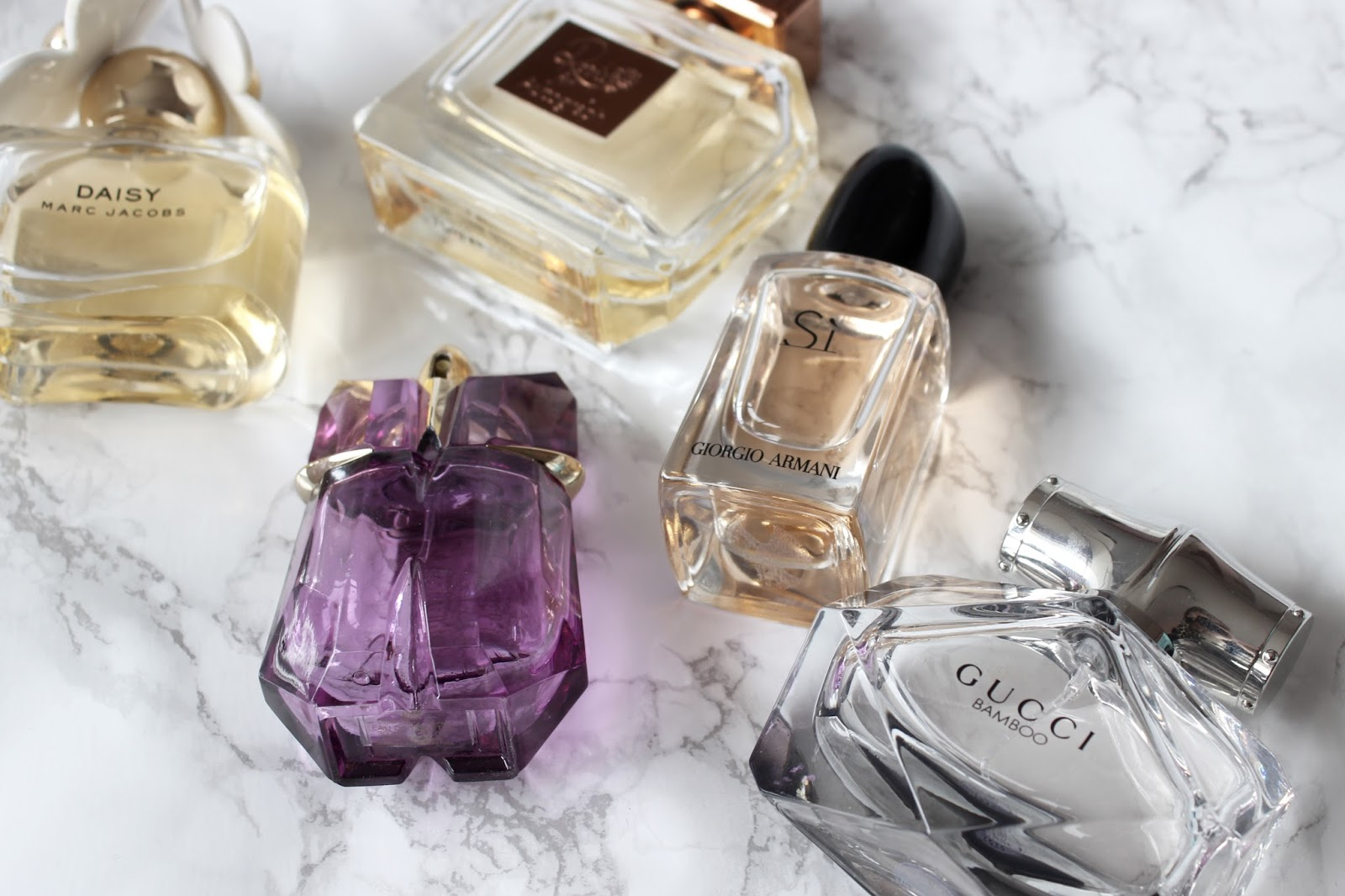 Five Fragrance Favourites | Beauty