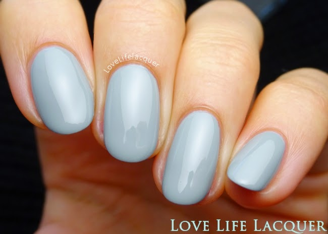 essie Maximillian Strasse Her swatch by @lovelifelacquer