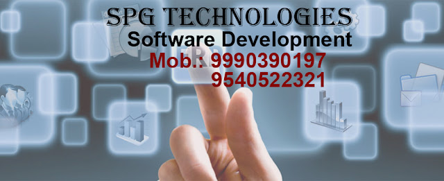 SPG TECHNOLOGIES SOFTWARE DEVELOPMENT COMPANY IN DELHI