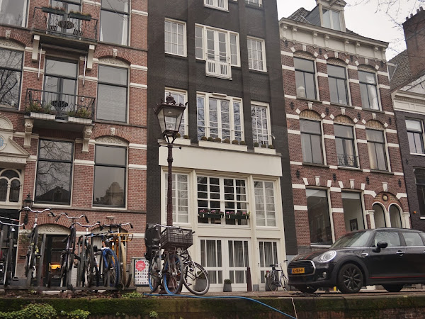 Places to eat and drink in Amsterdam