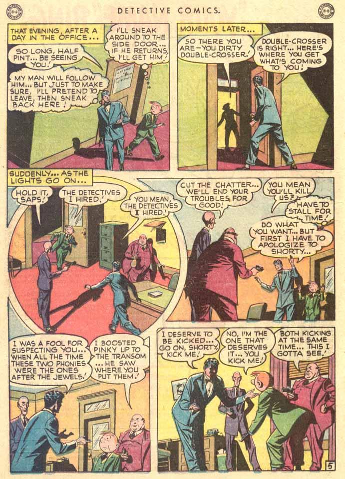 Read online Detective Comics (1937) comic -  Issue #147 - 22