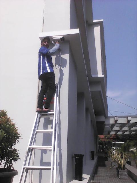 Jasa Pasang CCTV Untuk Rumah Sakit -Gedung - Kosan - Hotel - Ruko - Kantor - dll