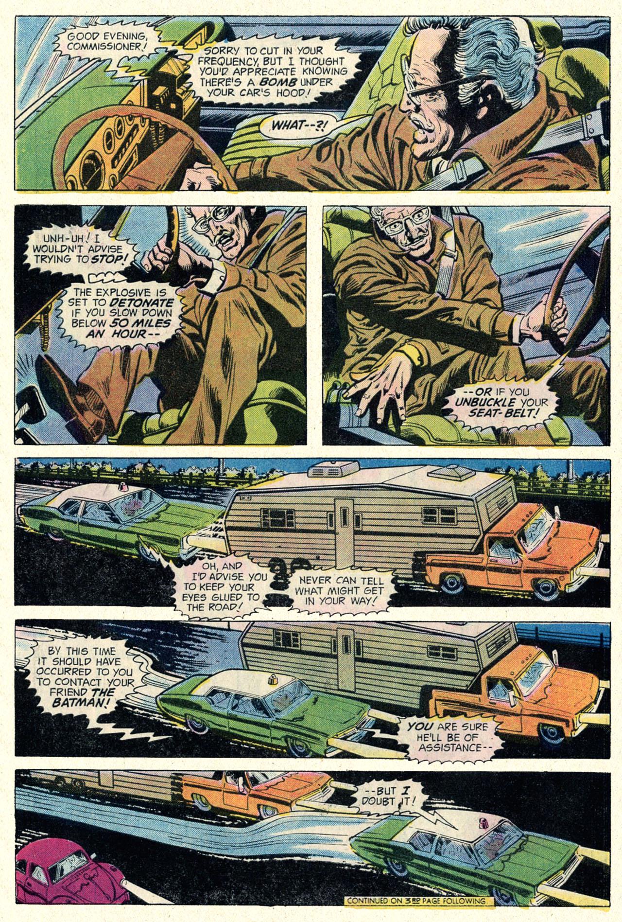 Detective Comics (1937) 460 Page 5