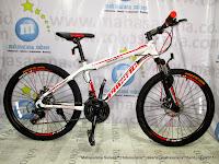 tengah pacific invert-lx 21 speed 24 inci sepeda gunung remaja