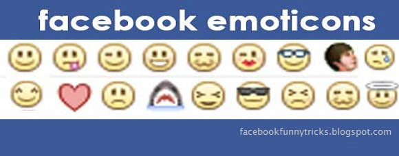 complete list of facebook chat expressions emoticons smileys funny