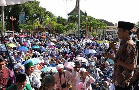 Tolak Pernyataan Donald Trump, Gubernur Irwan: Kami Mendukung Sikap Pemerintah RI