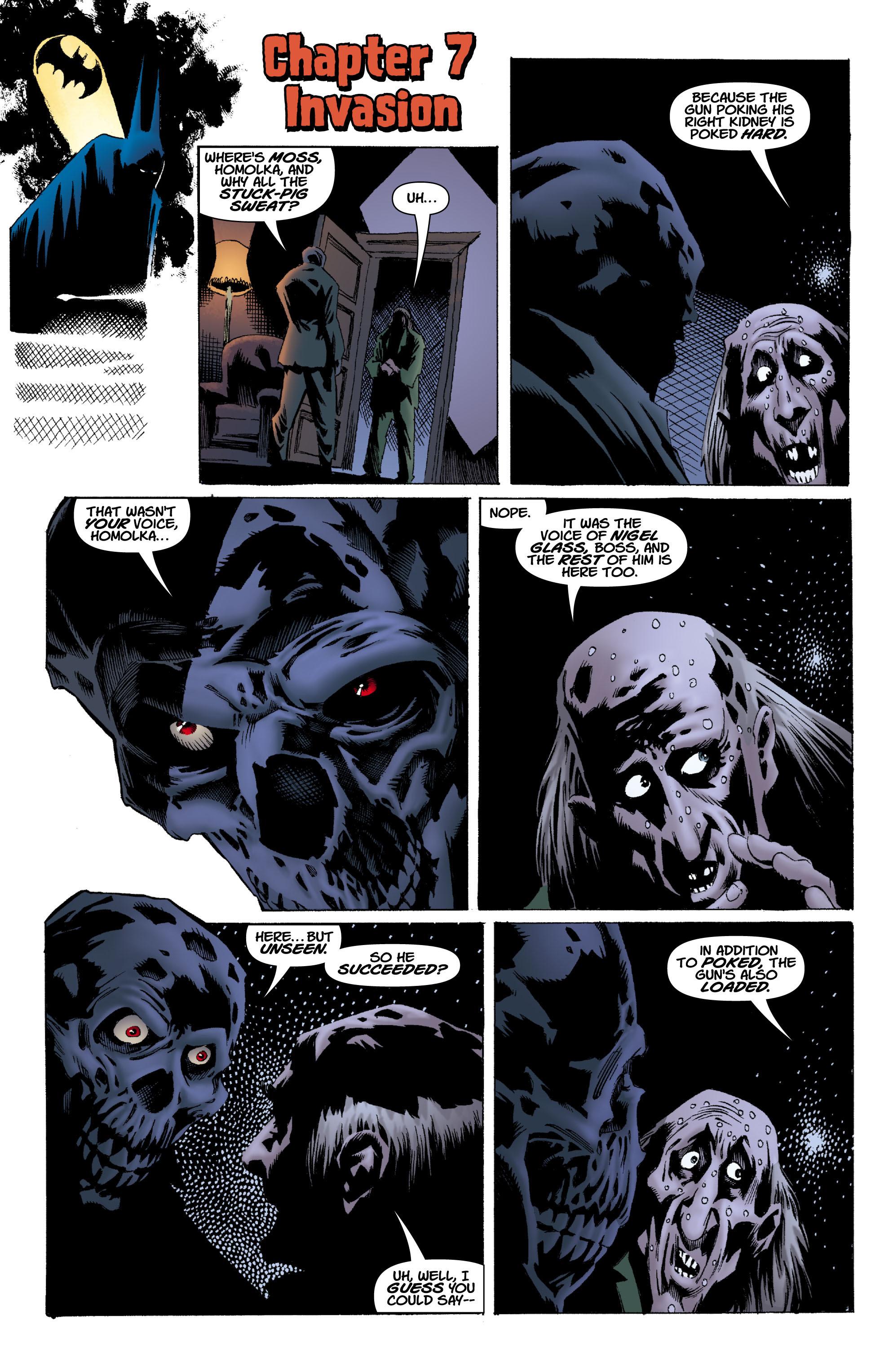 Read online Batman: Unseen comic -  Issue #2 - 22