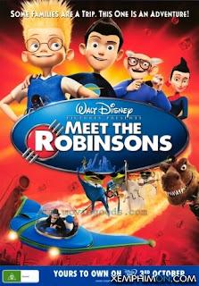 Gặp Gỡ Gia Đình Robinsons
