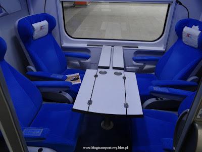 Przedziałowy wagon klasy 1