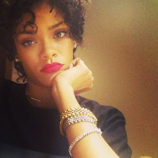 Rihanna new pics on instagram