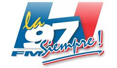 LA 97 Siempre! - 97.3 FM