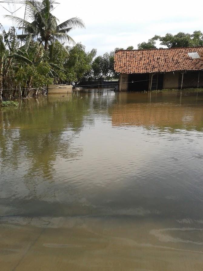 Banjir, menjadikan kita bersyukur?