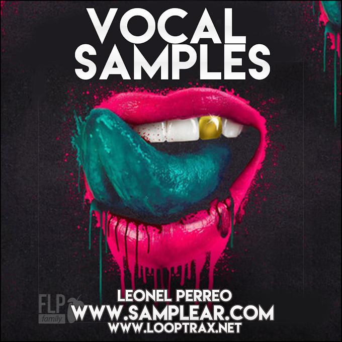 Samples Vocal - Leonel Perreo