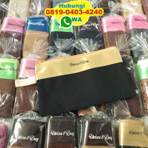 souvenir dompet pensil 51777