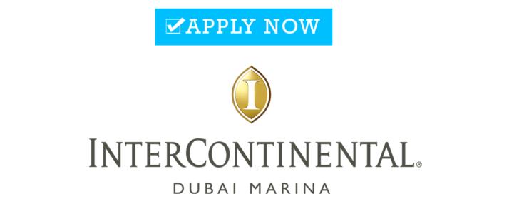 وظائف خالية فى فندق انتركونتيننتال دبي مارينا بالامارات 2019