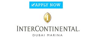 وظائف شاغرة فى فندق انتركونتيننتال دبي مارينا بالامارات 2018