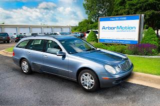 mercedes service Ann Arbor