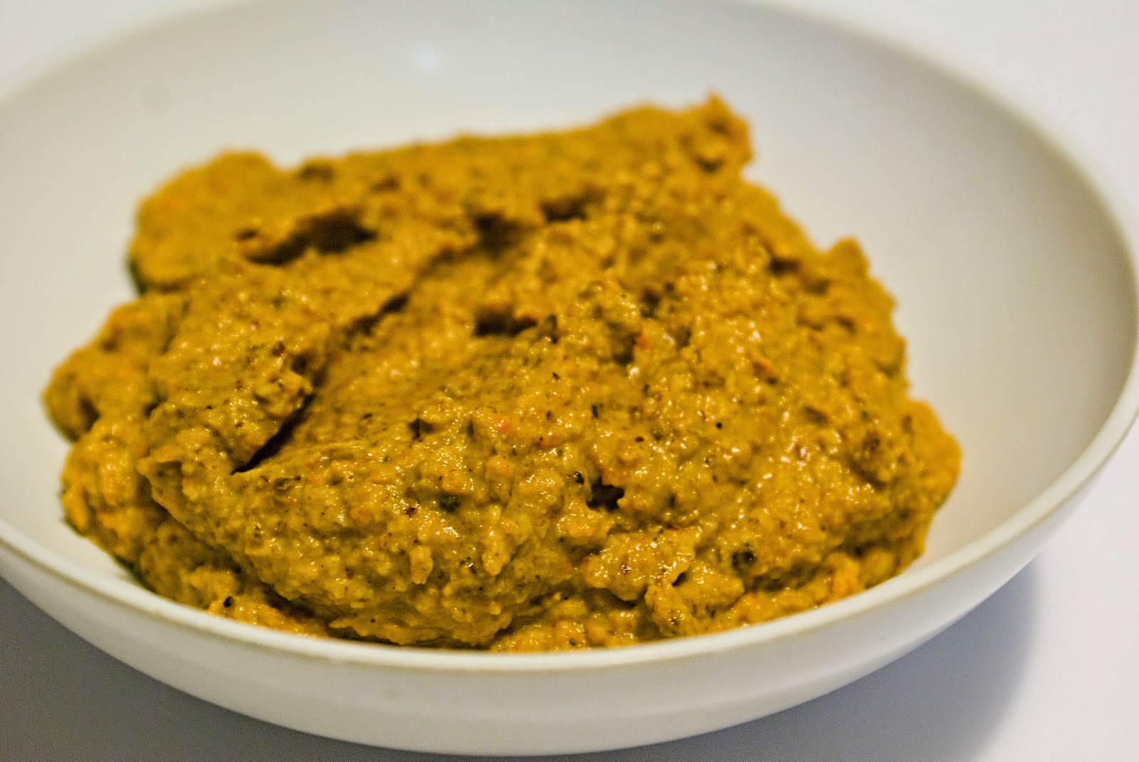 Carrot Romesco Sauce