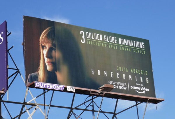 Homecoming 3 Golden Globe nominations billboard