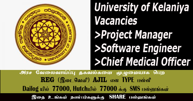Project ManagerSoftware EngineerChief Medical OfficerUniversity