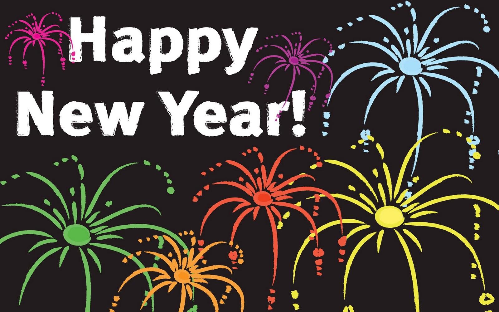 happy new year achtergronden hd wallpapers