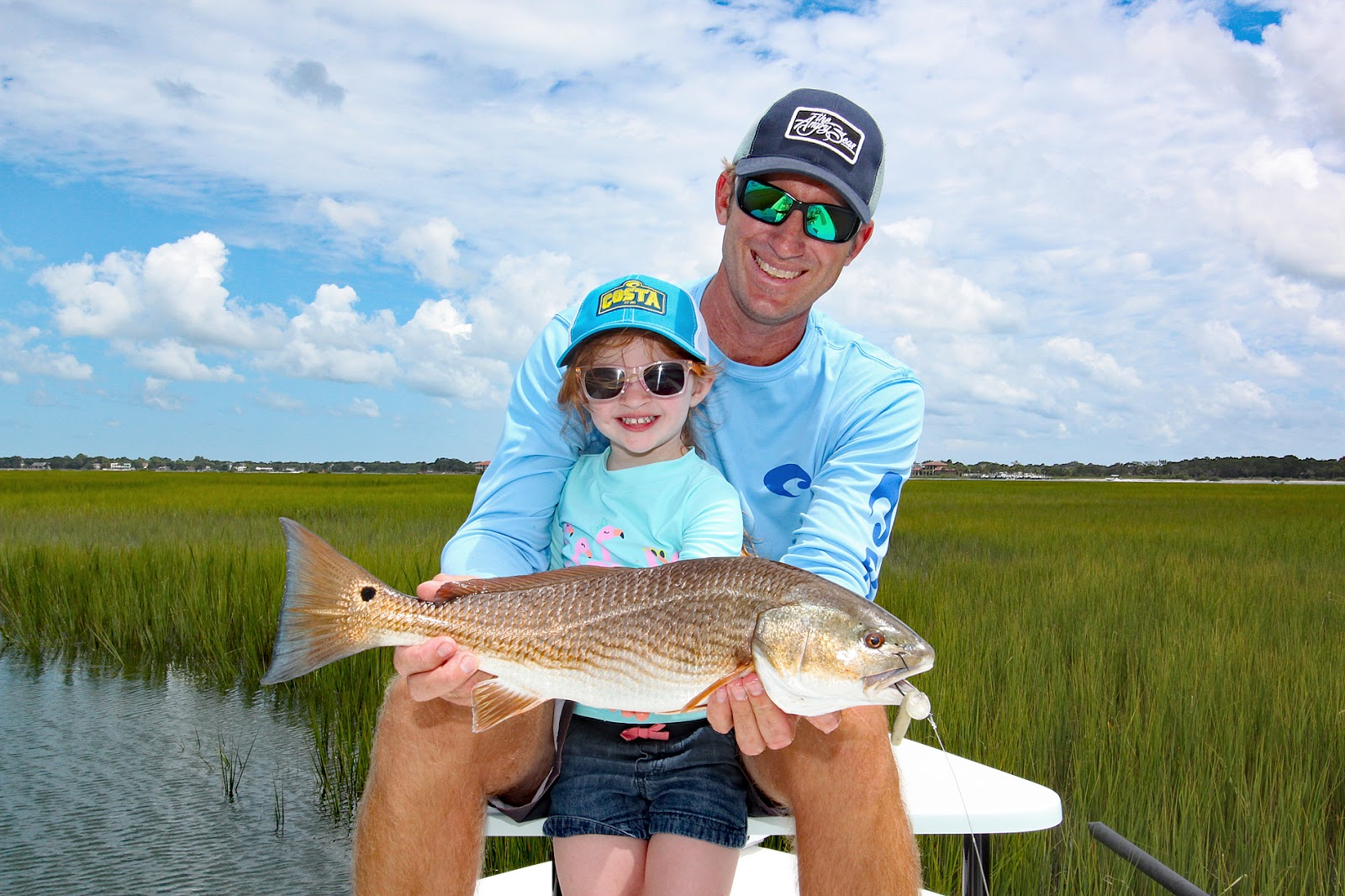 Inshore adventures with capt tommy derringer labor day for St augustine fishing report