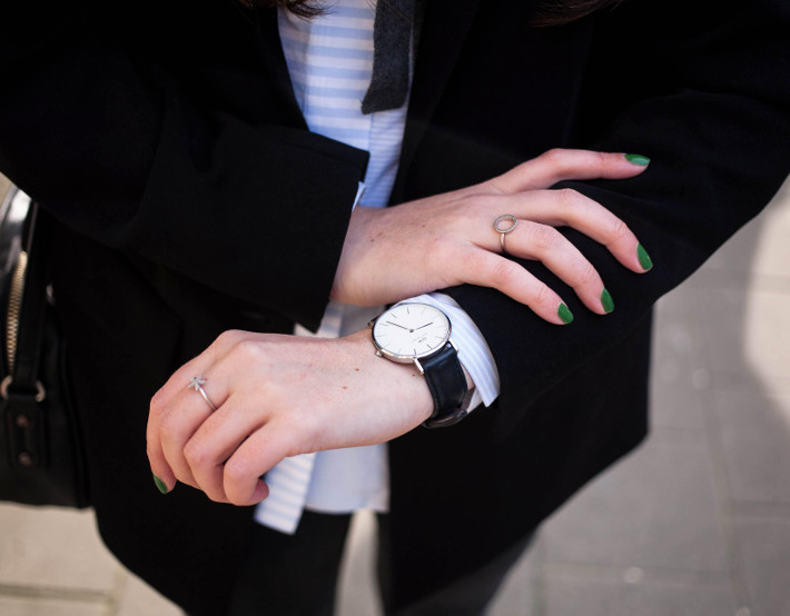 daniel wellington watch, diamanti per tutti rings