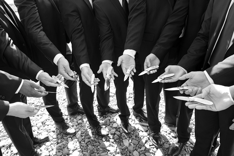 Groomsmen Gifts / Amelia Anne Photography