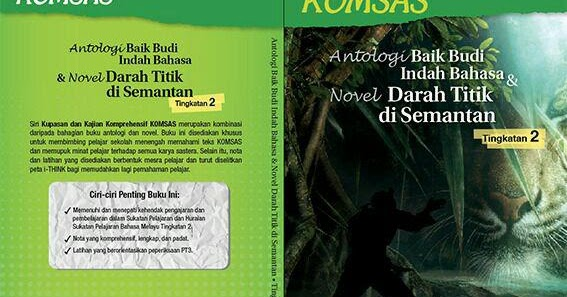Buku Komsas Tingkatan 3 Negeri Pahang - Soalan Dan Jawapan ...