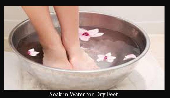 soak-in-water-for-dry-feet