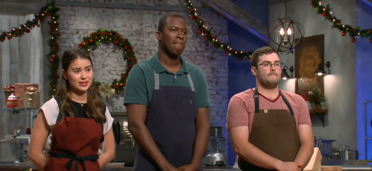 Food Network Gossip: Holiday Baking Championship Winner