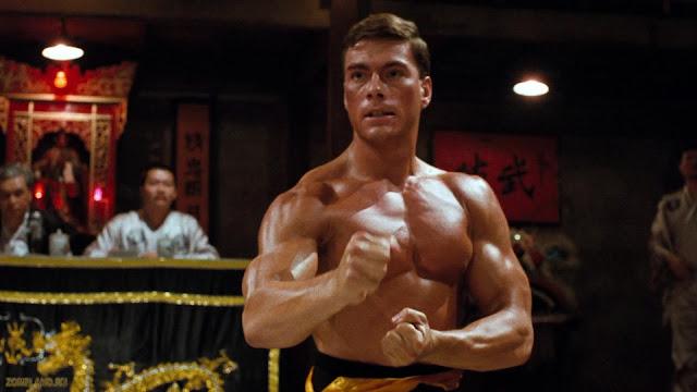 Jean-Claude Van Damme Bloodsport (1988)