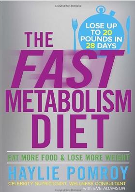 libro di dieta di metabolismo veloce
