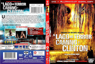 La jaquette du film The Lake on Clinton Road