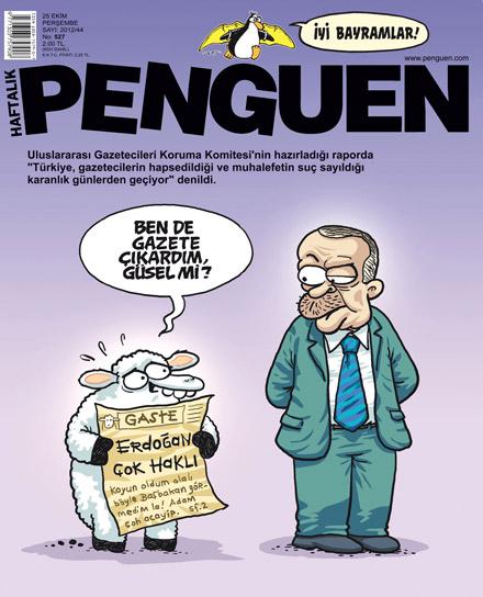 erdoğan karikatür