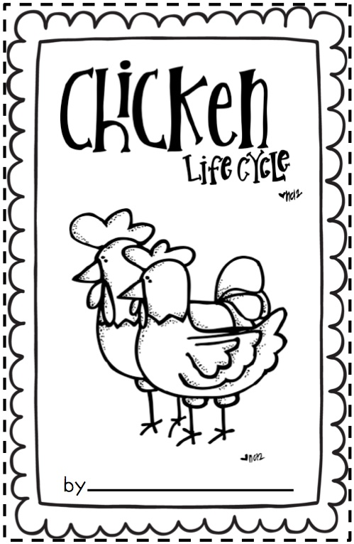 Classroom Freebies Too: Chicken Life Cycle