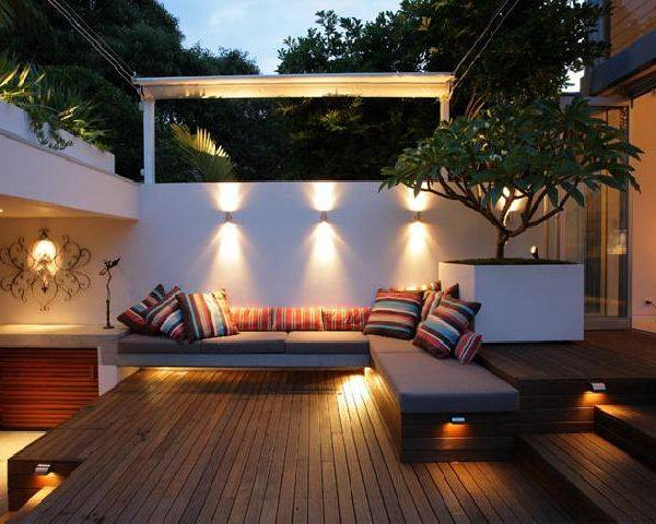 Stunning Small Backyard Deck Designs Ideas 2016