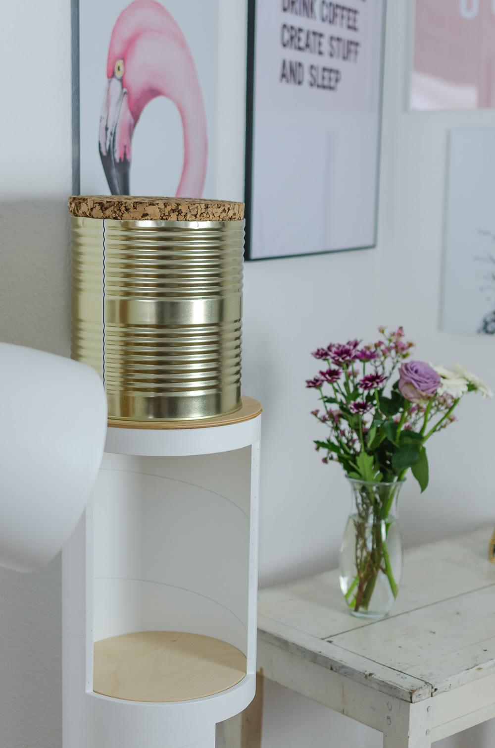 interior update kreaturm und b chervitrine. Black Bedroom Furniture Sets. Home Design Ideas