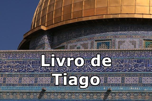 Perguntas biblicas livro Tiago