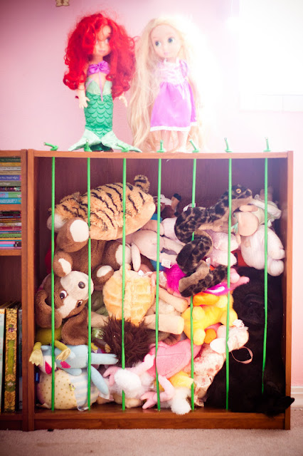 Stuffed Animal Toy Storage: DIY Home Sweet Home: DIY Tutorials To Organize Toys