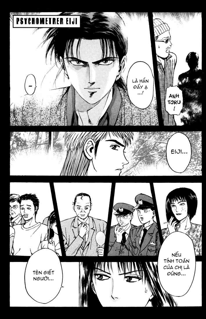 Psychometrer Eiji chapter 52 trang 2