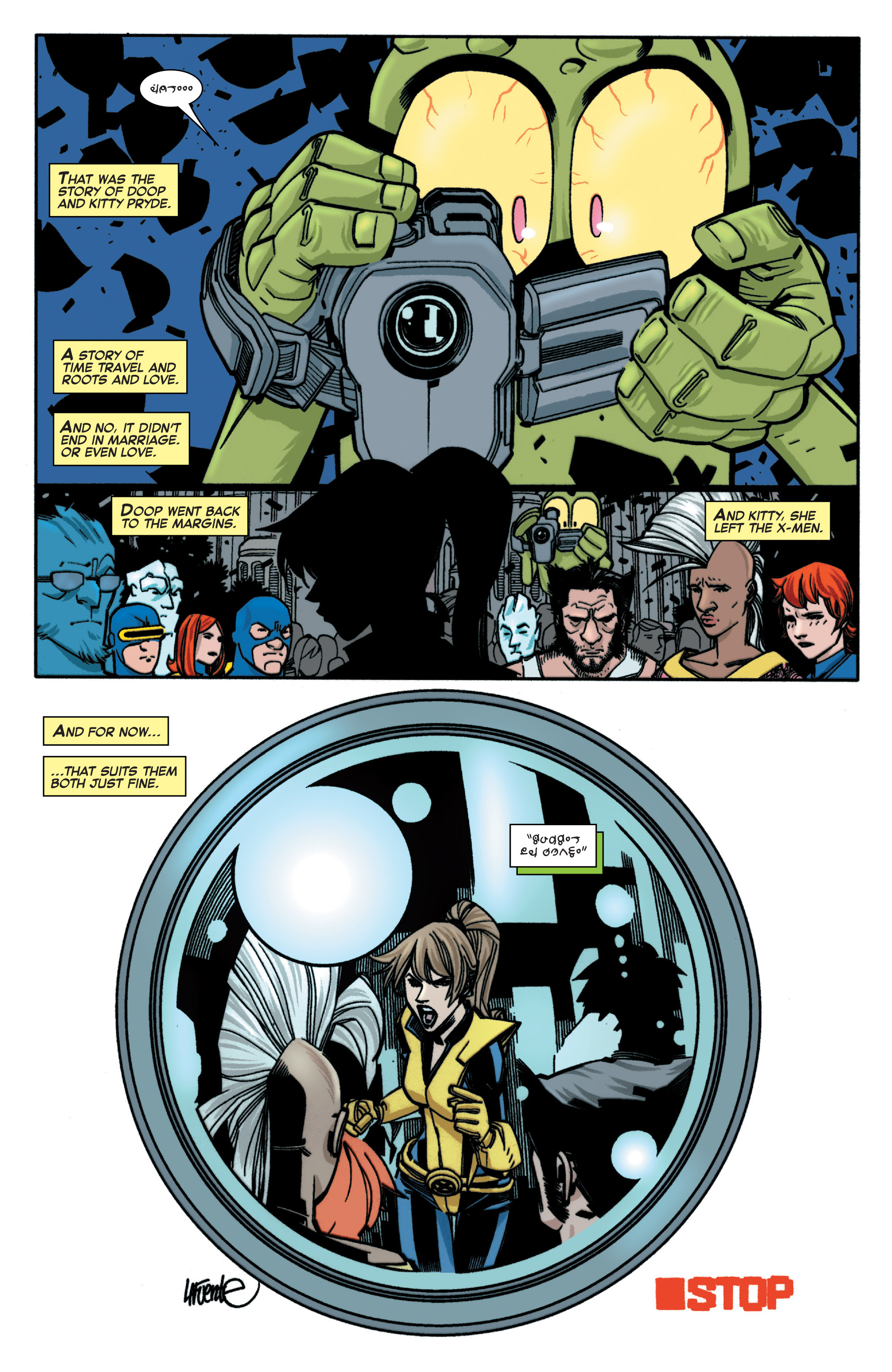Read online All-New Doop comic -  Issue #5 - 22