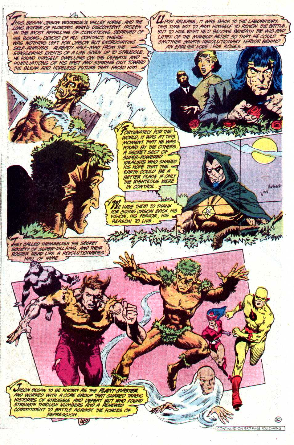 Read online Secret Origins (1986) comic -  Issue #23 - 34