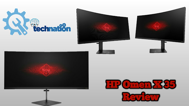 HP Omen X 35 review