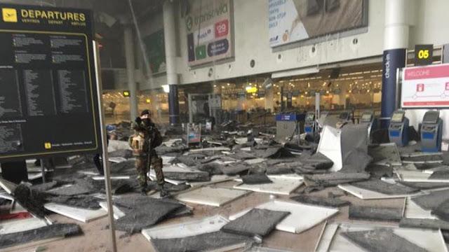 Los muertos aumentan, atentados Bruselas 22 marzo