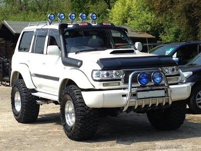 Kelebihan dan Kekurangan Toyota Land Cruiser VX 80