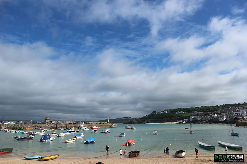 [英格蘭.康瓦爾郡] 英國的天涯海角Cornwall 三天兩夜吃喝玩樂