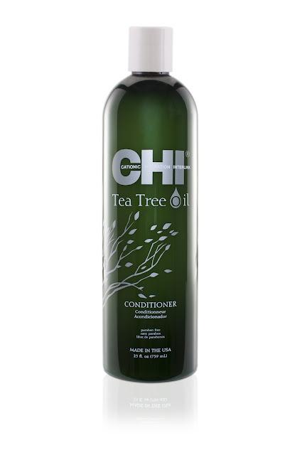 Rewelacyjny Szampon Chi Tea Tree Oil