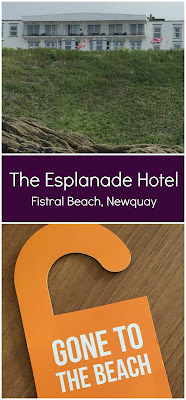 Review of the Esplanade Hotel, Fistral Beach, Newquay
